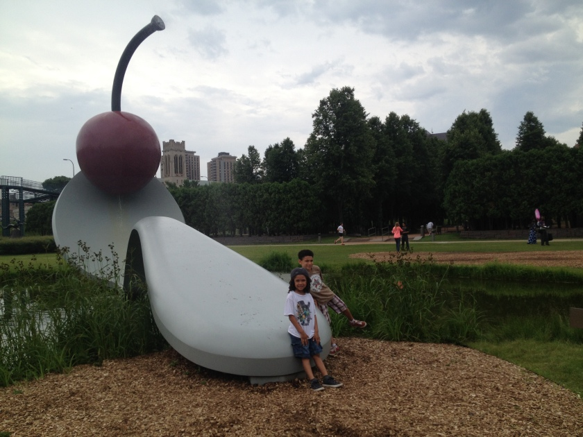 Spoonbridge with Cherry