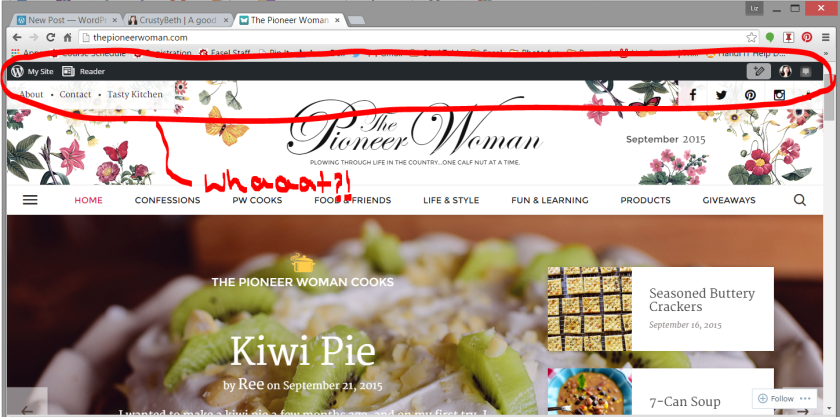 Wordpress is everywhere